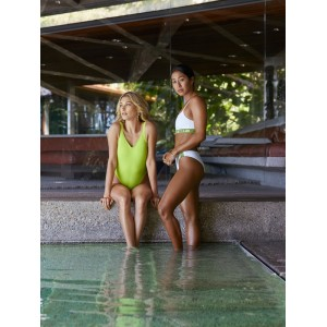 H and K Sisters One-Piece Swimsuit