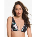 Surfin Love Elongated Tri Bikini Top