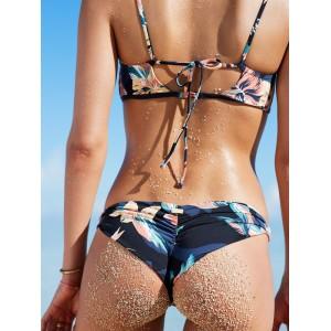 Printed Beach Classics Mini Bikini Bottoms