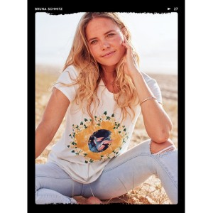 Bruna Schmitz Never Under - T-Shirt for Women