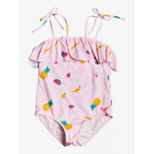 Girls 2-7 Lovely Aloha One-Piece Swimsuit