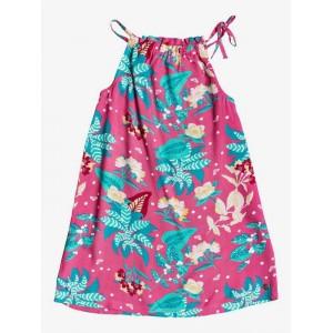 Girls 2-7 Amazing Trip Halter Beach Dress