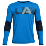 Under Armour Tech Long Sleeve T-Shirt - Boys Grade School