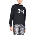 Under Armour Sportstyle Logo Hoodie - Womens