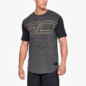 Under Armour SC30 Big Logo T-Shirt - Mens
