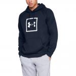 Under Armour Rival Fleece Logo Hoodie - Mens