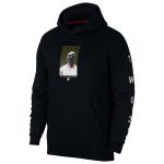 Jordan Retro 12 Fleece Pullover Hoodie - Mens