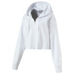 PUMA Fusion Full Zip Hooded Jacket - Womens