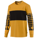 PUMA Rebel Up Long Sleeve T-Shirt - Mens