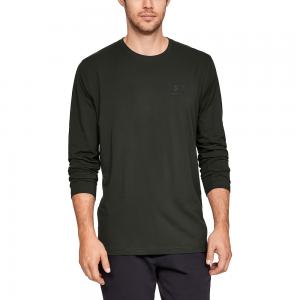 Under Armour Long Sleeve Left Chest T-Shirt - Mens