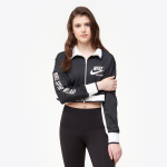 Nike Archive Cropped Track Jacket - Womens