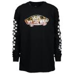 Vans Graphic Long-Sleeve T-Shirt - Boys Grade School