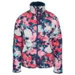 The North Face Reversible Mossbud Swirl Jacket - Girls Grade School