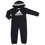 adidas Three-Stripe Coverall - Boys Infant