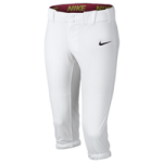 Nike Girls Softball Diamond Invader 3/4 Pants - Girls Grade School