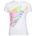 Nike Painted Futura T-Shirt - Girls Grade School