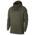 Nike Therma Hoodie / Olive Canvas/Black
