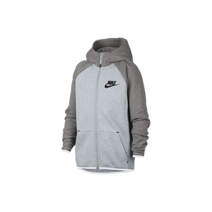 Nike Tech Fleece Full-Zip Hoodie - Boys Grade School