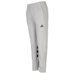 adidas Three-Stripe Cotton Pants - Boys Grade School