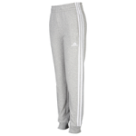 adidas Three-Stripe Cotton Jogger - Boys Grade School