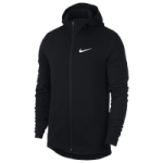 Nike Showtime F/Z Hoodie / Black/White