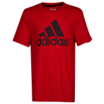 adidas Clima Performance Logo T-Shirt - Boys Grade School