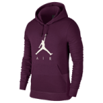Jordan Jumpman Air Graphic Pullover Hoodie - Mens