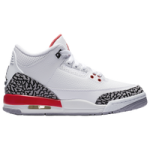 Jordan Retro 3 - Boys Grade School