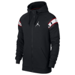 Jordan Jumpman Air HBR Full-Zip Hoodie / Black/White