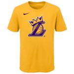 Nike Lakers Crown T-Shirt - Boys Preschool