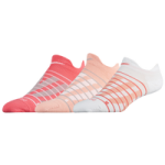 Nike 3Pk Cushioned Graphic Low-Cut Socks - Womens