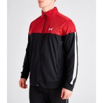 Mens Under Armour Sportstyle Pique Full-Zip Training Jacket