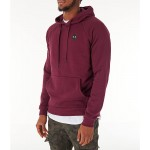 Mens Under Armour Rival Fleece Pullover Hoodie