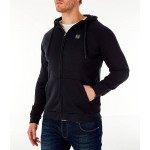 Mens Under Armour Rival Fleece Full-Zip Jacket