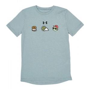 Boys Under Armour Logo Sport T-Shirt