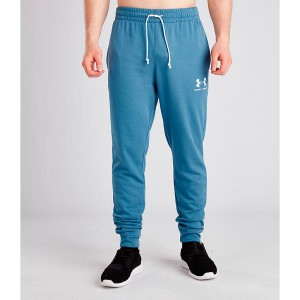 Mens Under Armour Sportstyle Terry Jogger Pants