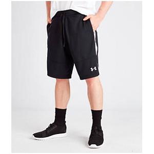 Mens Under Armour Sportstyle Pique Shorts