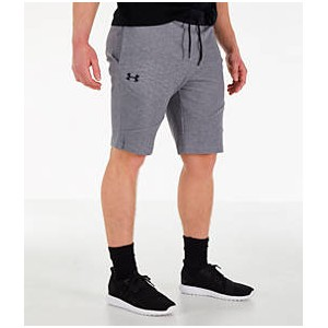 Mens Under Armour Unstoppable Double Knit Shorts