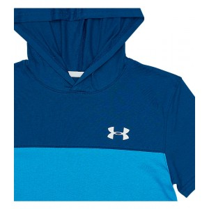 Boys Under Armour Sportstyle Hoodie T-Shirt