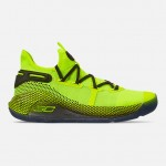 Mens Under Armour Curry 6 Basketball Shoes