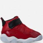 Boys Toddler Air Jordan 6 Rings Basketball Shoes