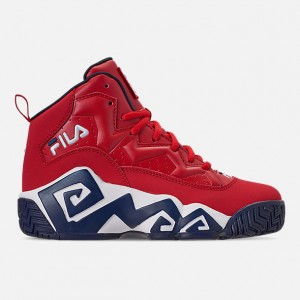 Boys Big Kids Fila MB Basketball Shoes
