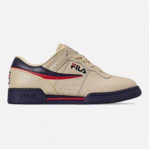 Boys Big Kids Fila Original Fitness Casual Shoes