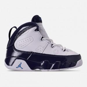 Kids Toddler Air Jordan Retro 9 Basketball Shoes