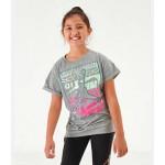 Girls Jordan Stack Up Oversized T-Shirt