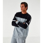Mens Puma XTG Fleece Crewneck Sweatshirt