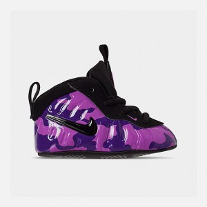 Infant Nike Lil Posite Pro Crib Booties