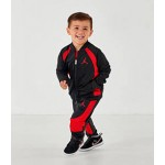 Boys Toddler Air Jordan Retro 1 Tricot Track Jacket and Pants Set