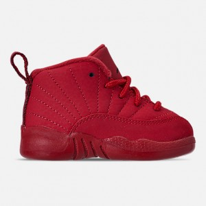 Kids Toddler Air Jordan Retro 12 Basketball Shoes