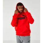 Mens Puma Essentials Big Logo Hoodie